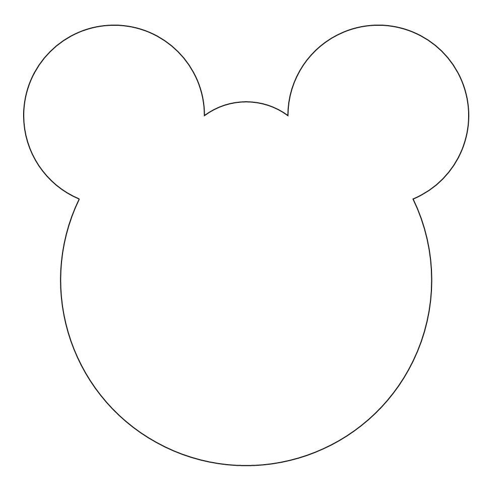 teddy bear mask templates to print out early play templates