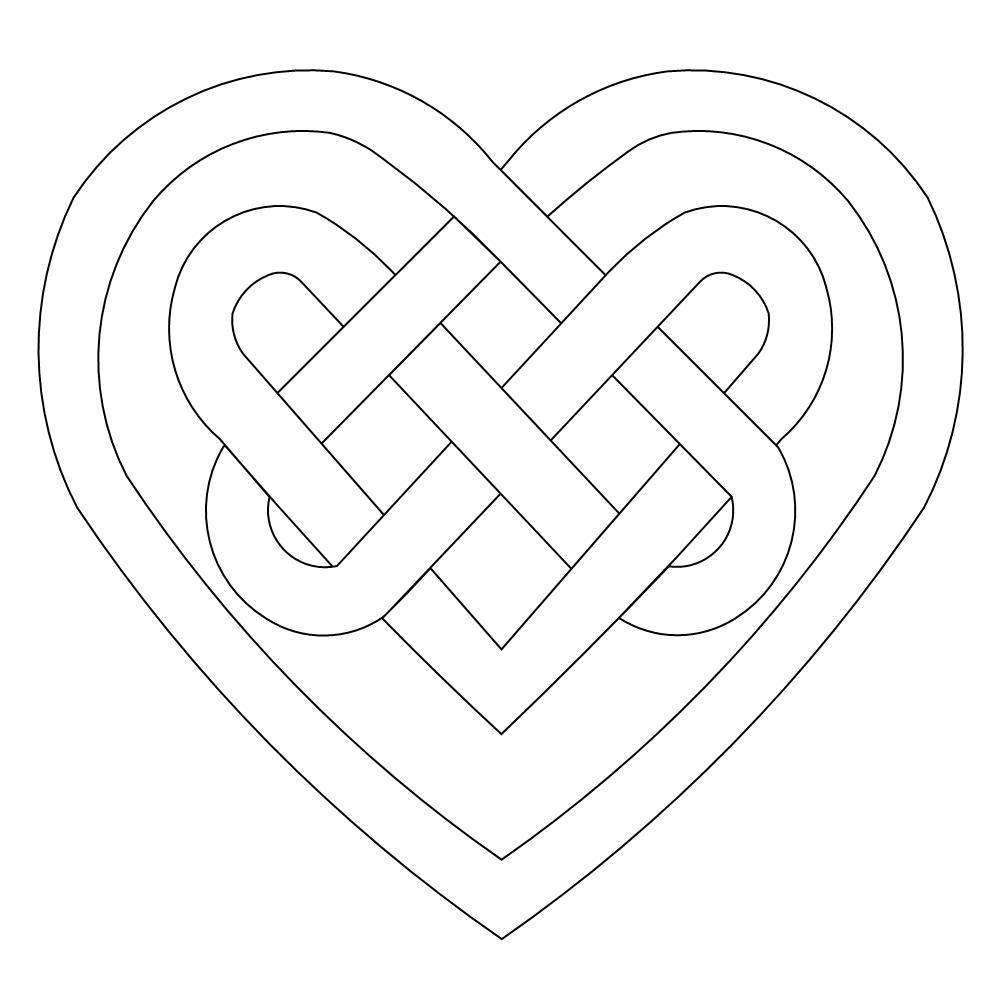 celtic heart block 001