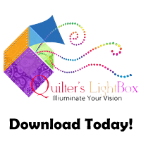 Quilters Lightbox