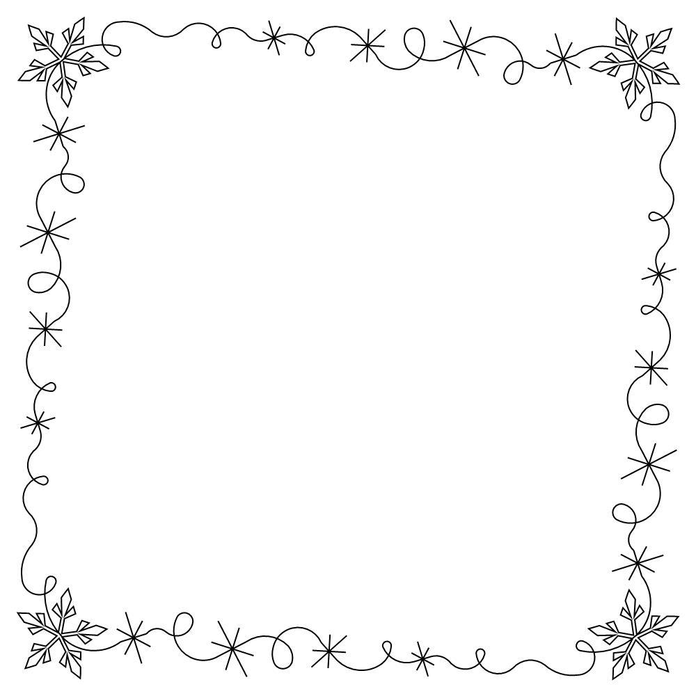 Winter Borders And Frames | Joy Studio Design Gallery - Best Design