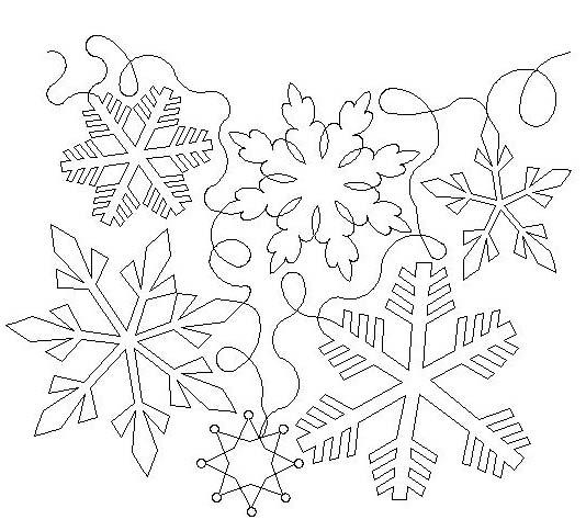 Beaded Crochet Snowflake - Free Pattern
