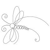 twirly dragonfly brd crn 001