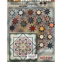 Mariner's Compass Bundle- Judy Niemeyer