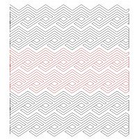 Geometric Waves Pano 001 Exended Bundle
