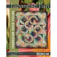 Judy Niemeyer Japanese Fan Quilt Bundle