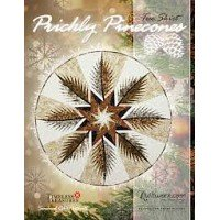 Judy Niemeyer Prickly Pinecone Tree Skirt