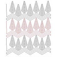 Modern Christmas Trees 001 Extended Bundle