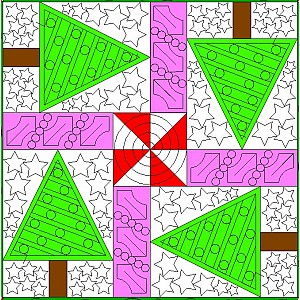 Free Digital Quilting Pattern